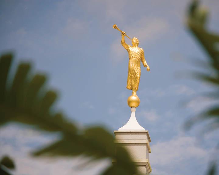 Обьявление о храме в Тихуане дает надежду местным мормонам